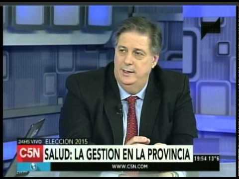 C5N - Eleccion 2015: Entrevista Alejandro Collia