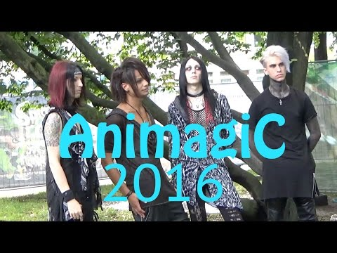 AnimagiC 2016, MAID-CAFE, WALL OF DEATH FAIL | VII ARC VLOG #1 (Teil 1)