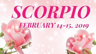 💗SCORPIO, 🤕SOULMATE UNION BUT STUCK IN THE PAST! FEB. 14-15, 2019 VALENTINES READING!