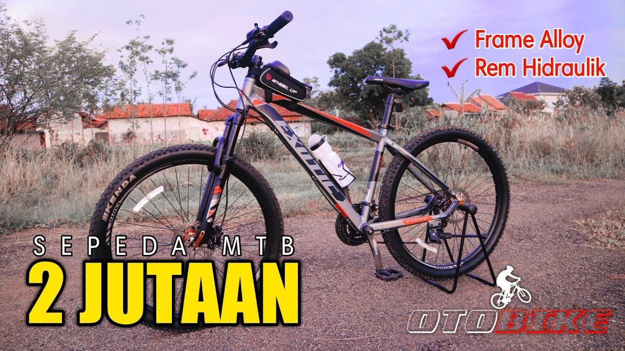 Sepeda Mtb 2 jutaan Rem Hidraulic | Exotic et 2612 xt