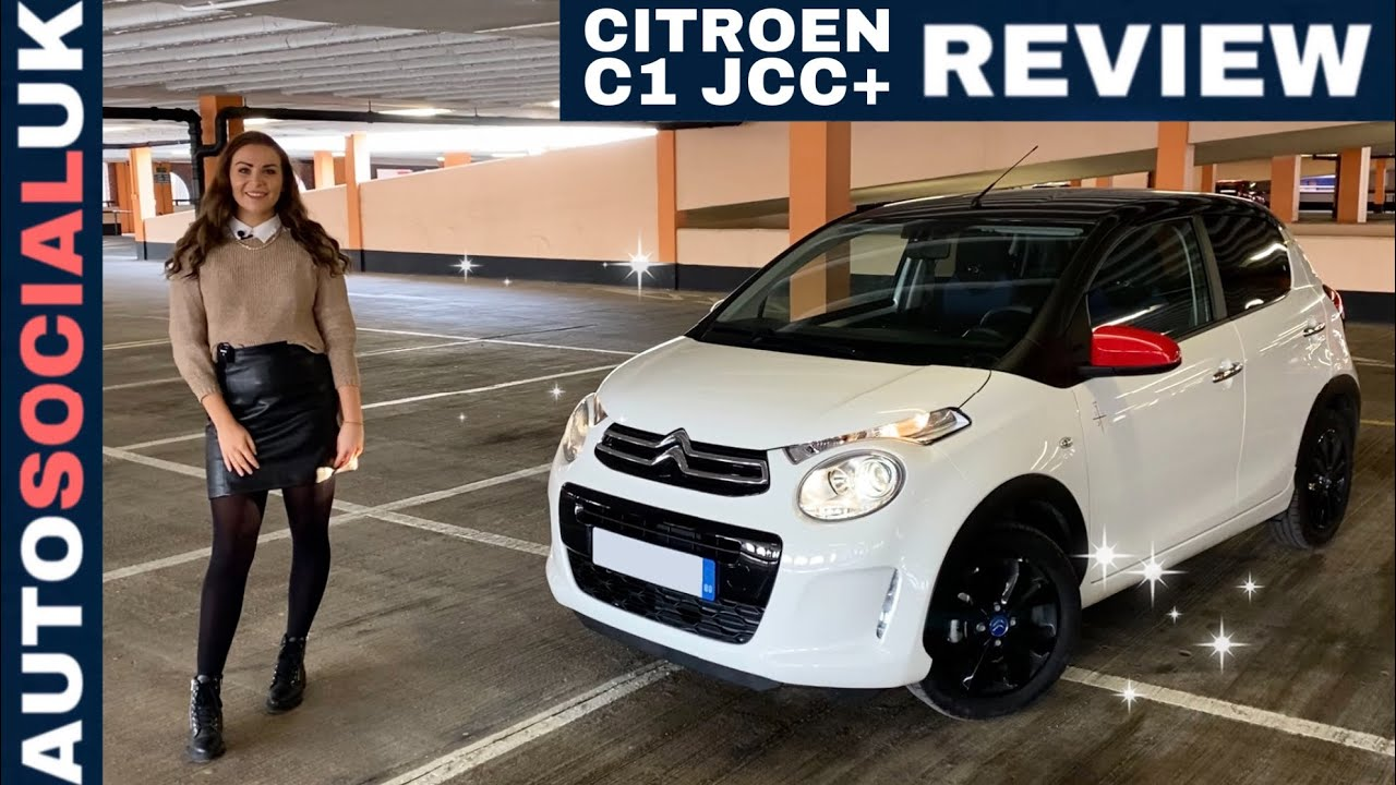 2020 Citroen C1 FULL review – Better than my VW Up!? (JCC+ edition) Test drive & interior