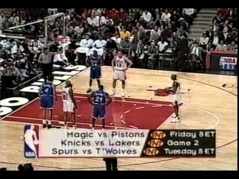 05 11 1997 Bulls Magic