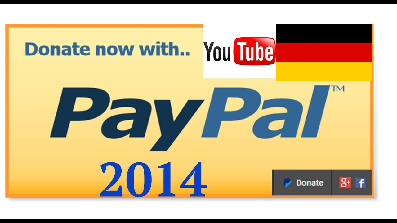Pay Pal Deutsch