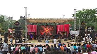 Live concert in Dhaka City