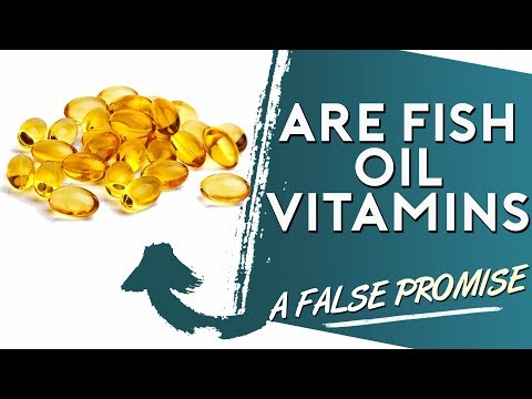 Are Fish Oil Vitamins A False Promise (Doctor Reveals All)