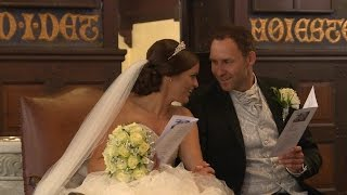 Maria & Ronny Got Married - The Groom`s Musical Message to The Bride (HD)