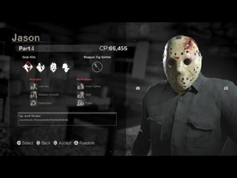 Jason (Part 4) | Friday the 13th: The Game Wiki | Fandom