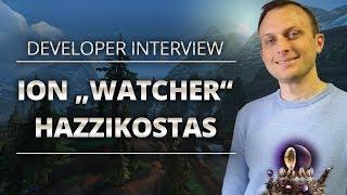 Vanion.eu Interview mit Ion Hazzikostas - World of Warcraft Game Director