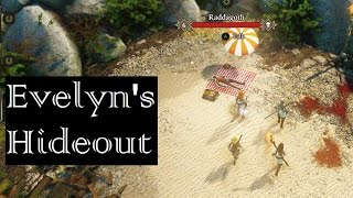 Ep036 Tactician playthrough Divinity: Original Sin enhanced edition Evelyn's Hide out