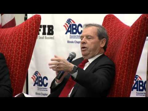 Speeches from Illinois Chamber of Commerce Employer Action Day 2016