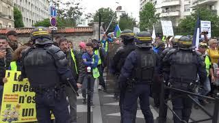 Gilets jaunes Acte 27 : faible mobilisation (18 mai 2019, Paris)