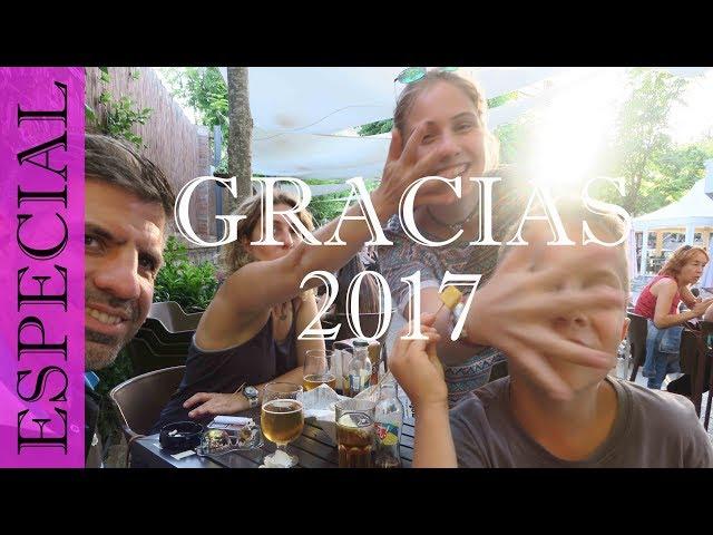Resumen 2017 Gracias!!