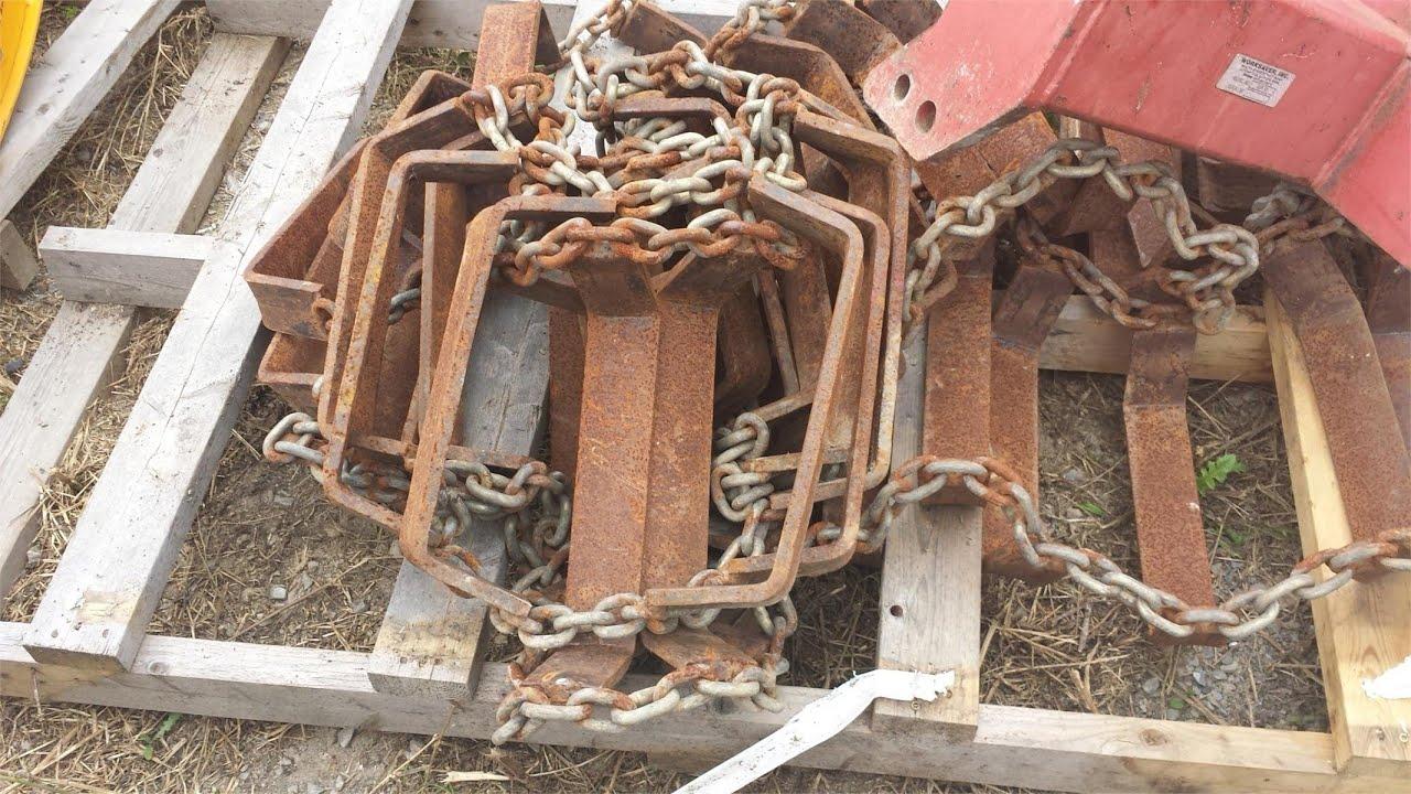Tracks for smaller skid steer loaders