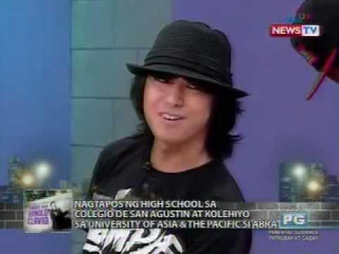Tonight with Arnold Clavio: Ang rapper na si Abra, mulat sa sitwasyon ng bayan