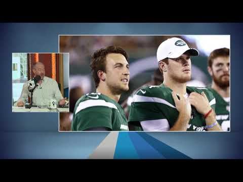 Rich Eisen's Priceless Response to Learning Sam Darnold Is Out Due to Mono | 9/12/19
