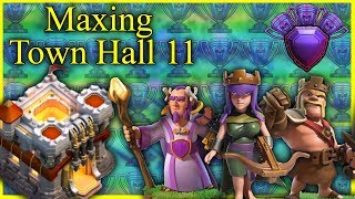 Road To Max TH11 + Trophy Pushing | Interactive Streamer | Base Reviews | Clash of Clans