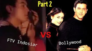 Lagu FTV Indosiar VS Bollywood Part 2