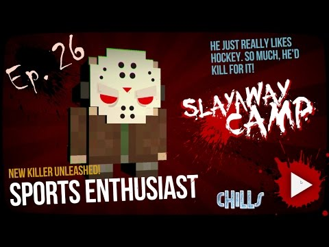 """Slayaway Camp Ep. 26 """"Space Camp Deleted Scenes! 2 New killers!"""" Early Access PC Gameplay Horror"""