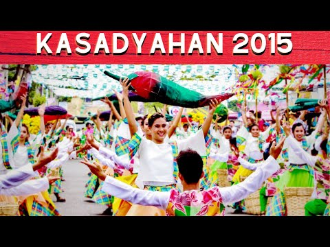 Kasadyahan Festival 2015 | Masskara Festival of Bacolod City