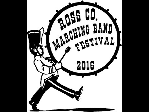 2016 Ross County Marching Band Festival