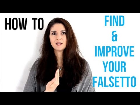 Freya's Singing Tips: How to FIND & IMROVE your Falsetto