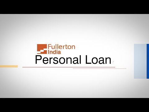 How To Apply For A Fullerton Personal Loan On BankBazaar.com