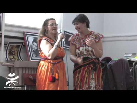 Mois Amazigh de Montréal, Atelier de danse, interventions