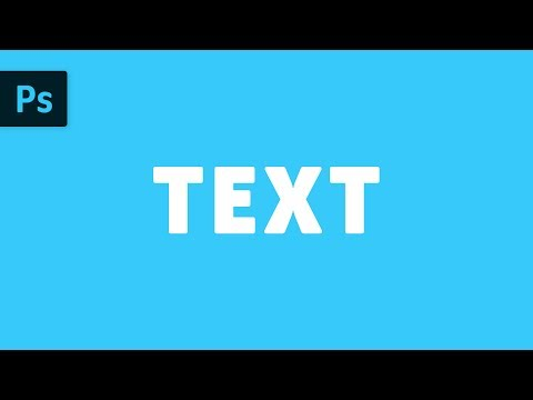 How To Add Text | Photoshop Tutorial