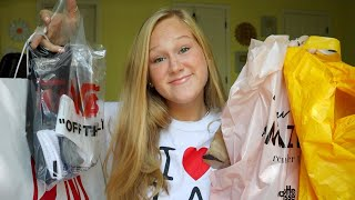 BACK TO SCHOOL CLOTHING HAUL 2020