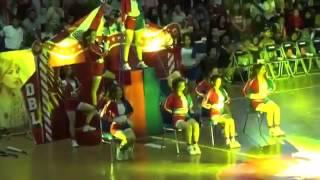 ubs gold dance competiton diva dance smkn 1 samarinda dbl 2016
