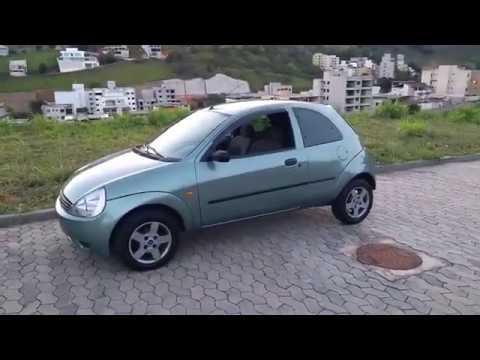 Ford Ka 2003 Baratinha E Baratinho Youtube