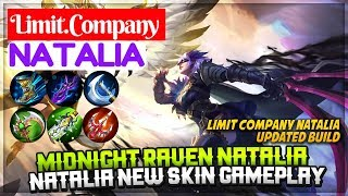 Video Midnight Raven Natalia, Natalia New Skin Gameplay [ Natalia Limit Company ] Limit.Company Natalia download MP3, 3GP, MP4, WEBM, AVI, FLV Oktober 2018