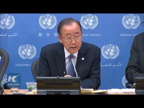Will Ban Ki-moon run for the president of Republic of Korea?