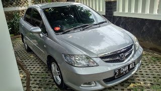 In Depth Tour Honda City GD8 VTEC Facelift M/T (2007) - Indonesia