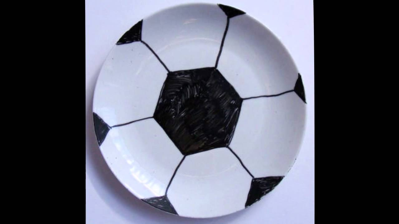 Soccer ball craft ideas - Creative Football Crafts Ideas For Kids