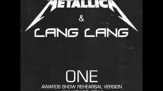 Metallica & Lang Lang - One (Awards Show Rehearsal Version)