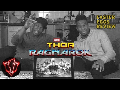 Greatest Marvel cameo ever! Thor Ragnarok movie review w/ Easter eggs | League of Consultants | Ep1