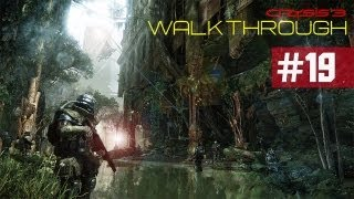 Crysis 3 Walkthrough: Part 19 - Ceph Defense Battery (Gameplay/Commentary) HD