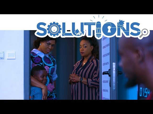 SOLUTIONS S02 E13 -  Redemption | TV SERIES GHANA
