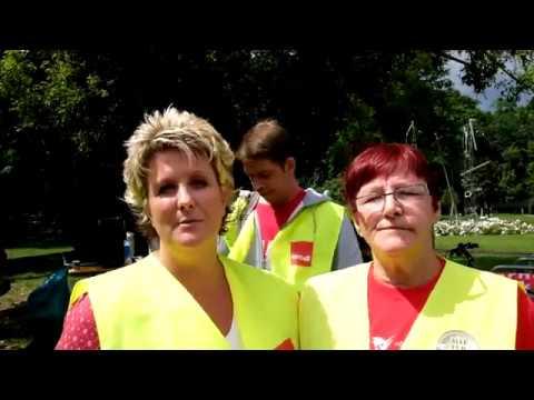 Streik Bei Der Vivantes Service Gesellschaft