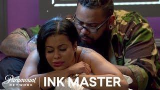 Elimination Tattoo: Koi Fish: Part II - Ink Master, Season 6