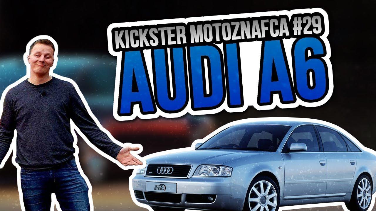 Audi A6 - Kickster MotoznaFca #29