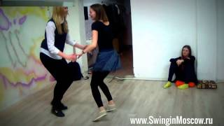 Уроки танца буги-вуги