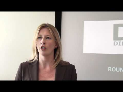 Karina Barnes, Resourcing Manager at Coller Capital on the Direct Resourcing Think Tank (DRTT)