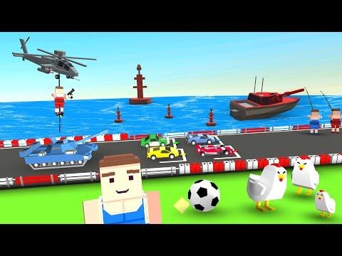 Cubic 2 3 4 플레이어 게임 홍보영상 :: 게볼루션