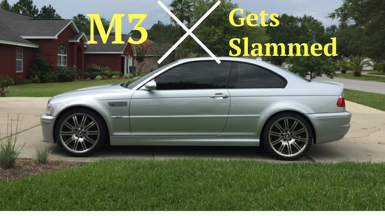 How To Set The Ride Height On A BMW- (M3 Coilovers)
