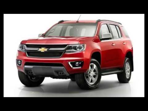 2018 The Chevrolet Blazer K5 NEW - YouTube