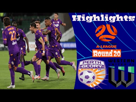 Perth Western United Goals And Highlights