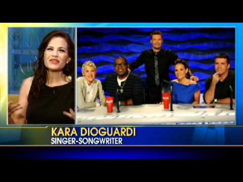 Kara DioGuardi Reveals Details of Her Turbulent...