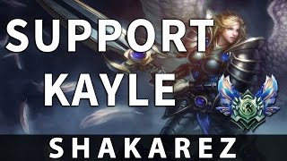 Diamond Support Kayle Commentary